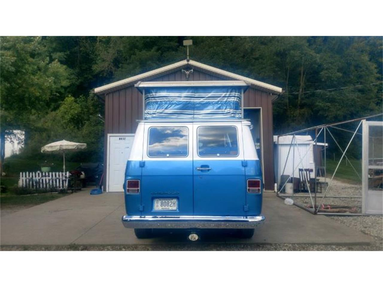 Large Picture of '71 Van - OLYB