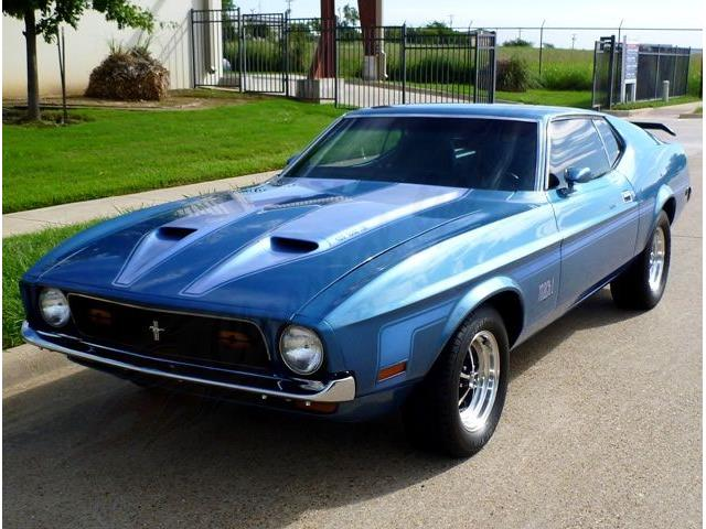 Picture of '71 Mustang Mach 1 - OLYM