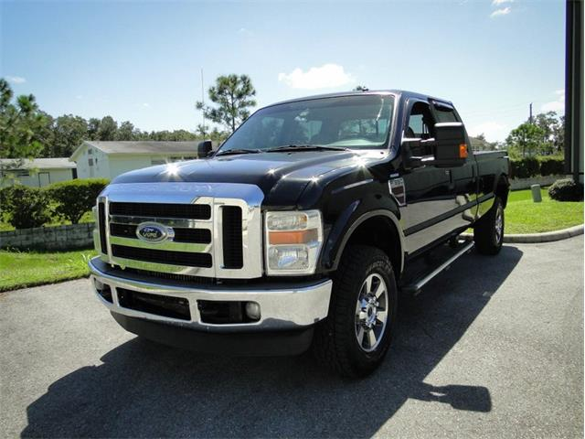Picture of '08 F350 - OLYR