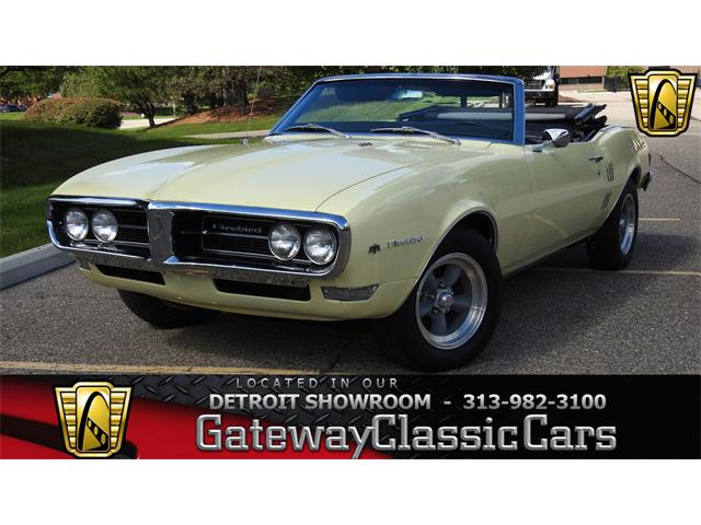 Picture of '68 Firebird - OLYS