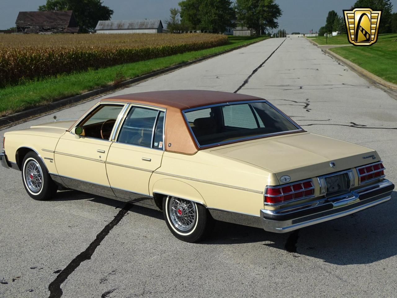 1978 Pontiac Bonneville For Sale Classiccars Com Cc