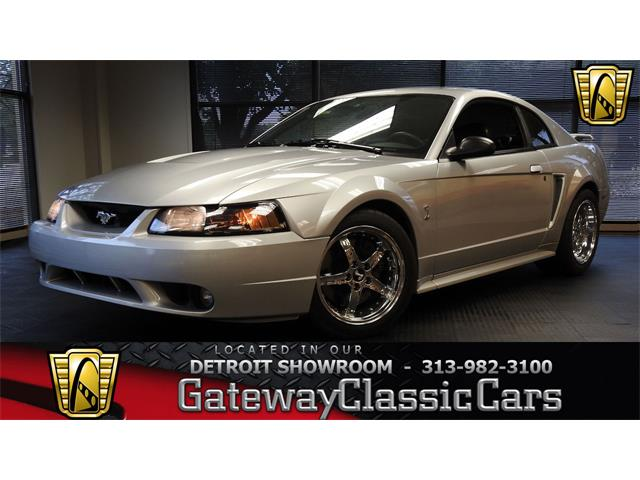 Picture of '01 Mustang - OLZ0