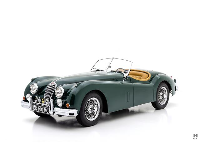 Picture of '56 XK140 - OLZ6