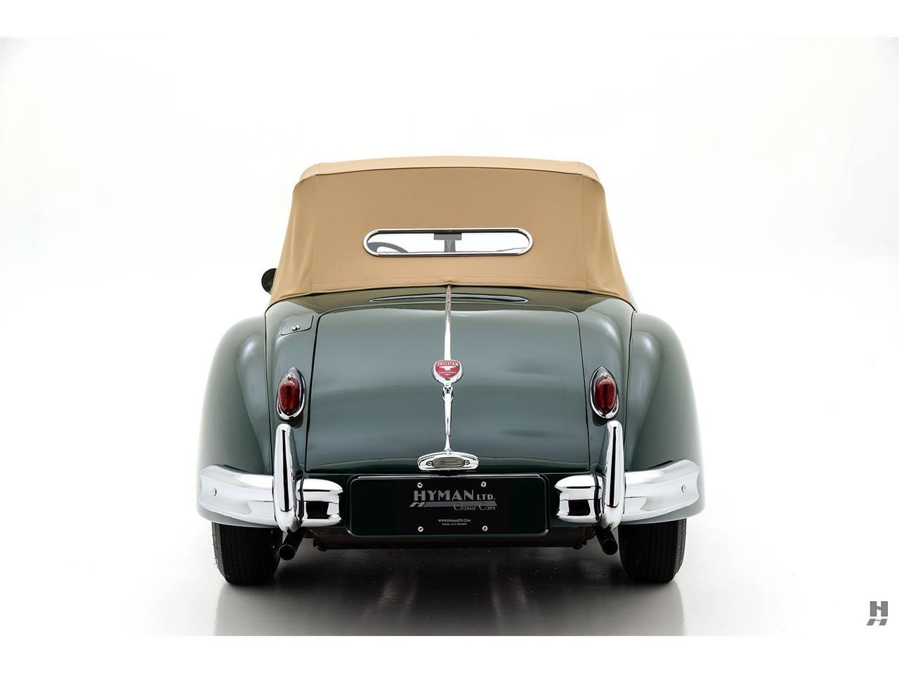 1956 Jaguar Xk140 For Sale Cc 1148226 Wiring Diagram Large Picture Of 56 Olz6