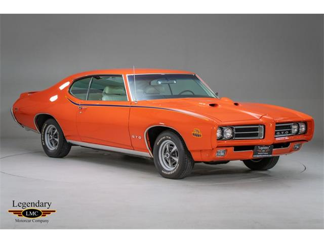 Picture of '69 GTO (The Judge) - OLZL