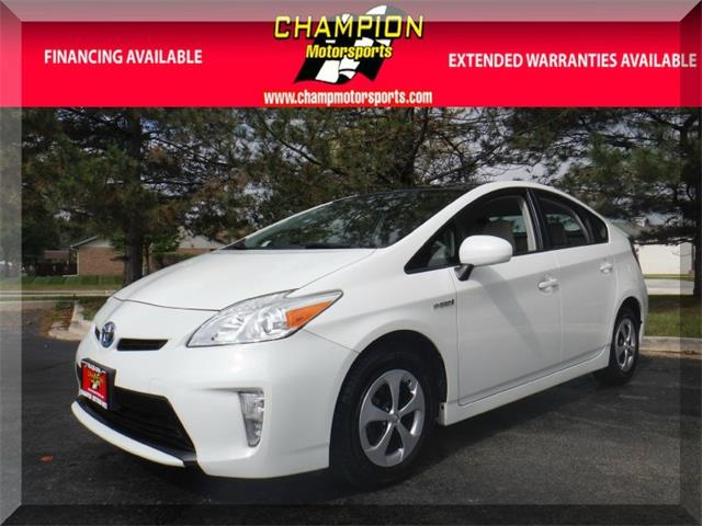 Picture of 2012 Prius located in Illinois - $13,900.00 Offered by  - OLZQ