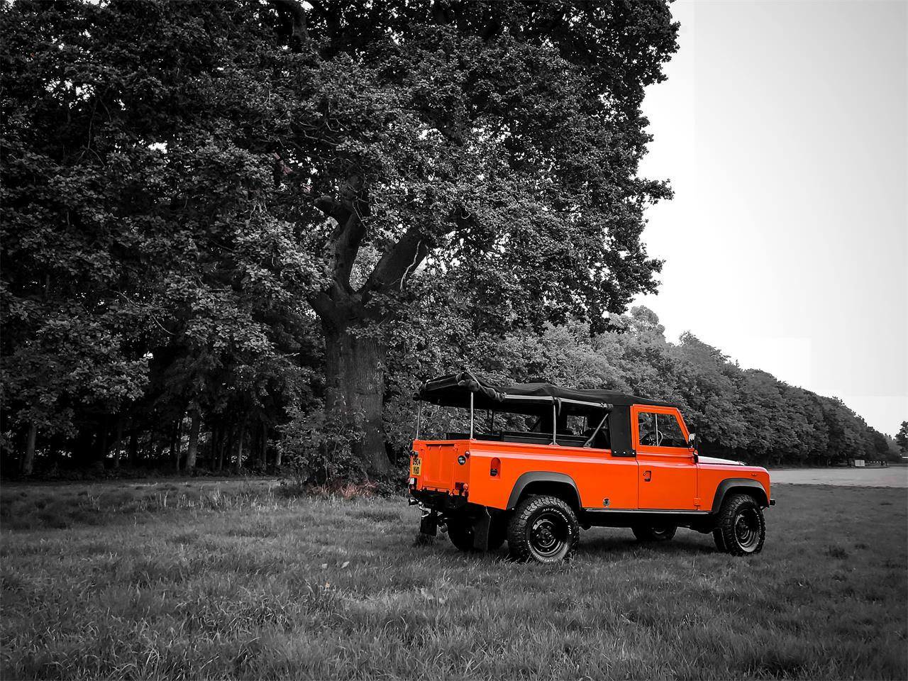 Large Picture of '87 Defender - OLZS