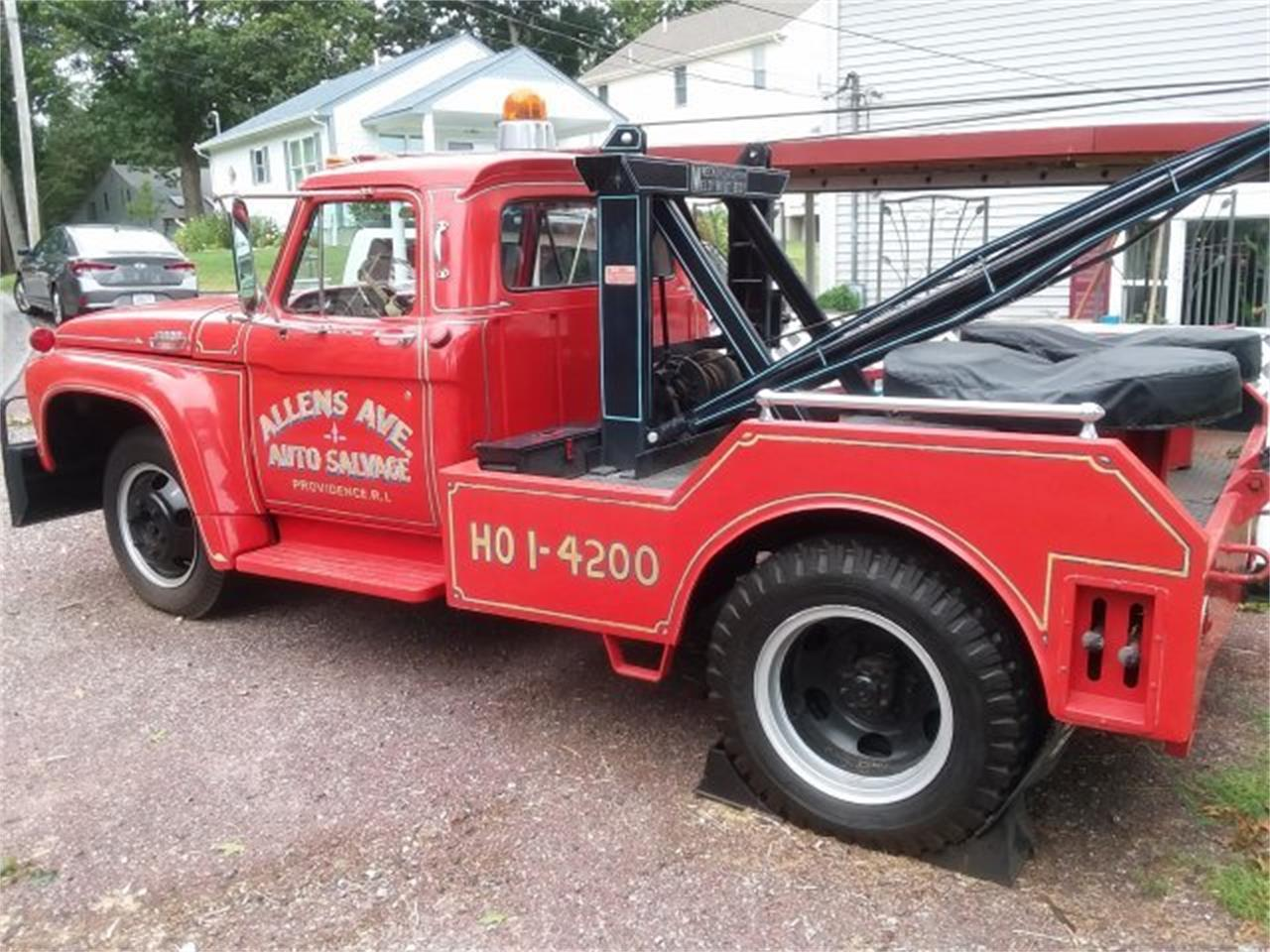 Large Picture of Classic '65 Ford F600 - $19,500.00 - OLZY