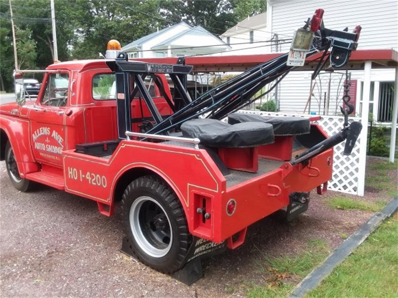 Large Picture of Classic '65 F600 located in Massachusetts - $19,500.00 - OLZY