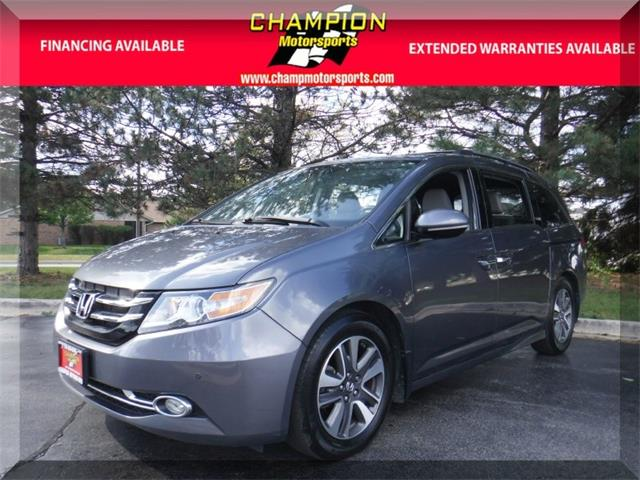 Picture of '14 Honda Odyssey located in Crestwood Illinois - $22,500.00 - OM00