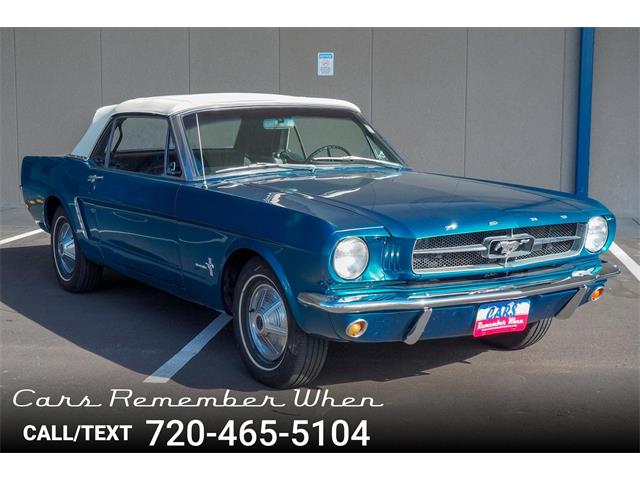 Picture of '64 Mustang - OM08