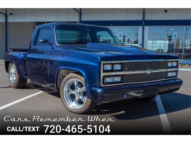 Picture of 1985 Chevrolet C/K 10 located in Littleton Colorado - $28,990.00 Offered by  - OM0C
