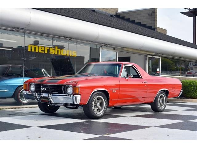 1969 To 1972 Chevrolet El Camino For Sale On Classiccars Com
