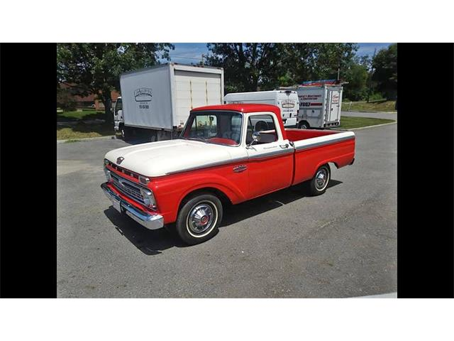 Picture of '66 F100 - OM0M