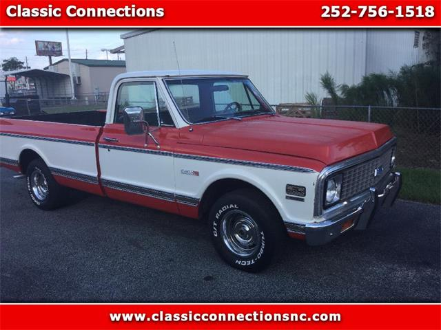 Picture of '72 C/K 10 - OM0T