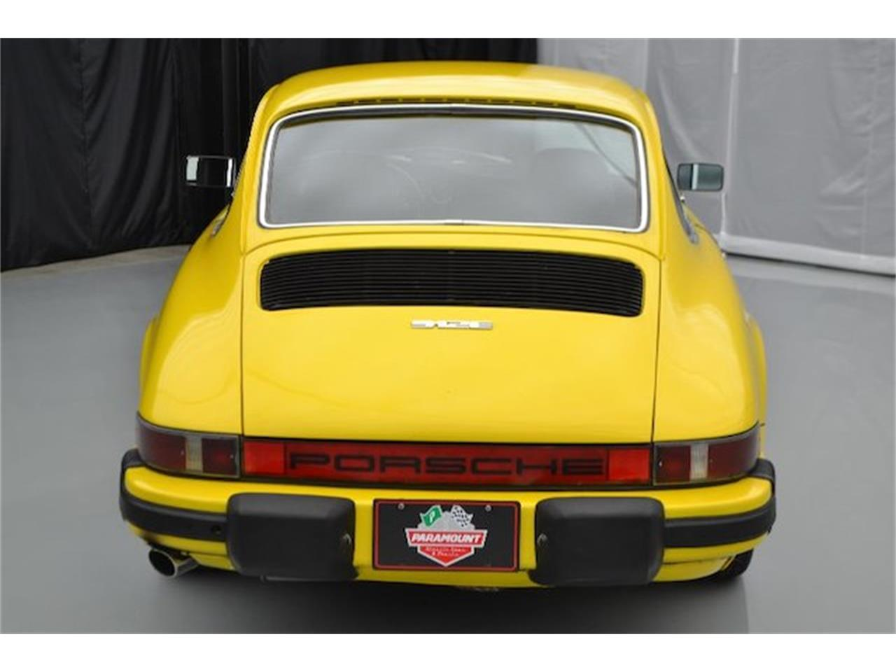 Large Picture of '76 Porsche 912 located in North Carolina - OM20