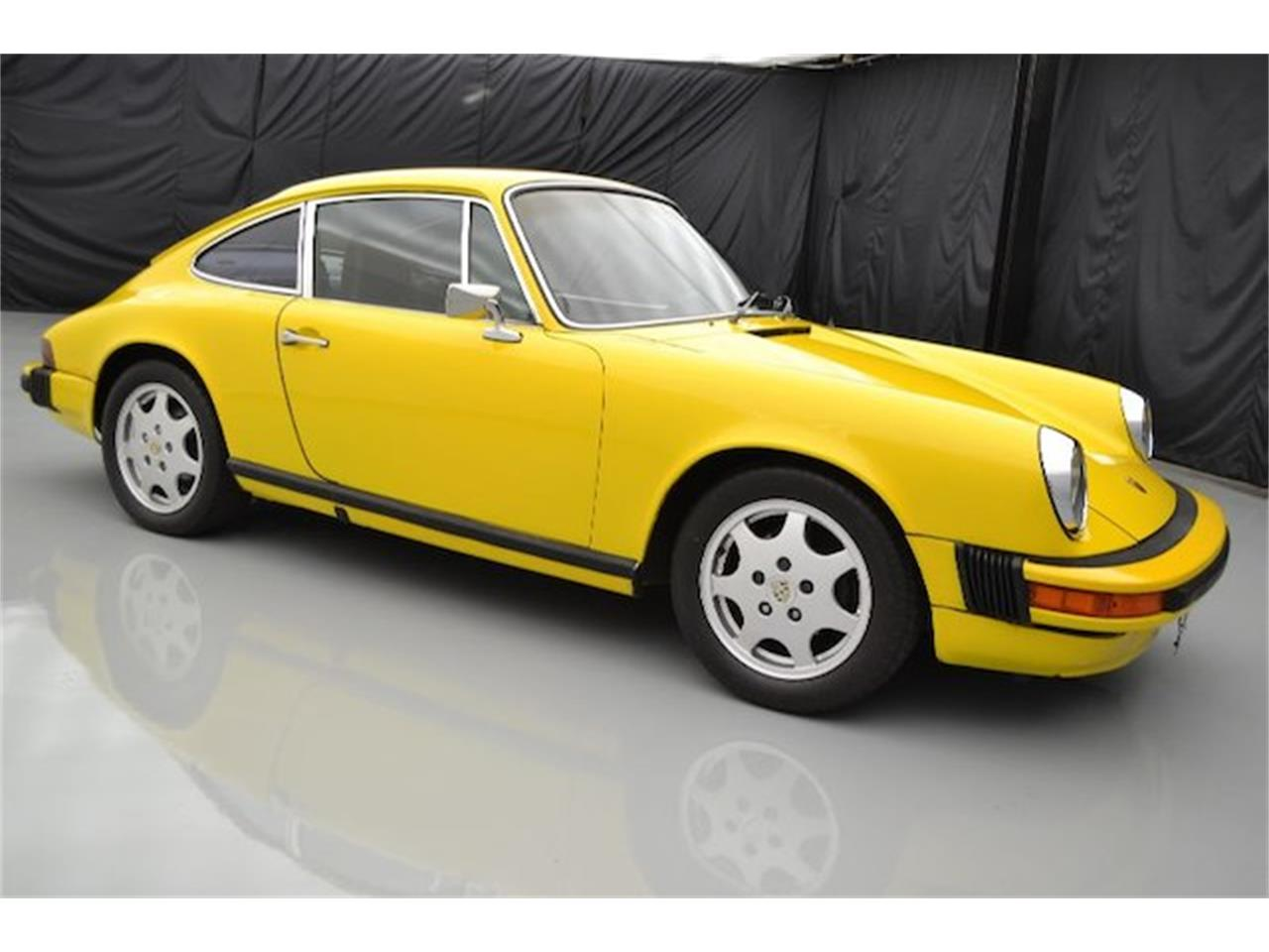 Large Picture of 1976 Porsche 912 located in Hickory North Carolina - $26,500.00 - OM20