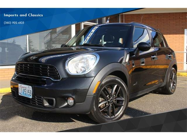 Picture of 2012 MINI Cooper located in Lynden Washington - OM2R