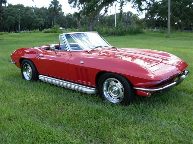 Picture of Classic 1965 Chevrolet Corvette located in Palmetto Florida - OM2X
