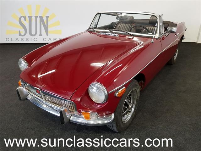 Picture of '78 MGB - OM35