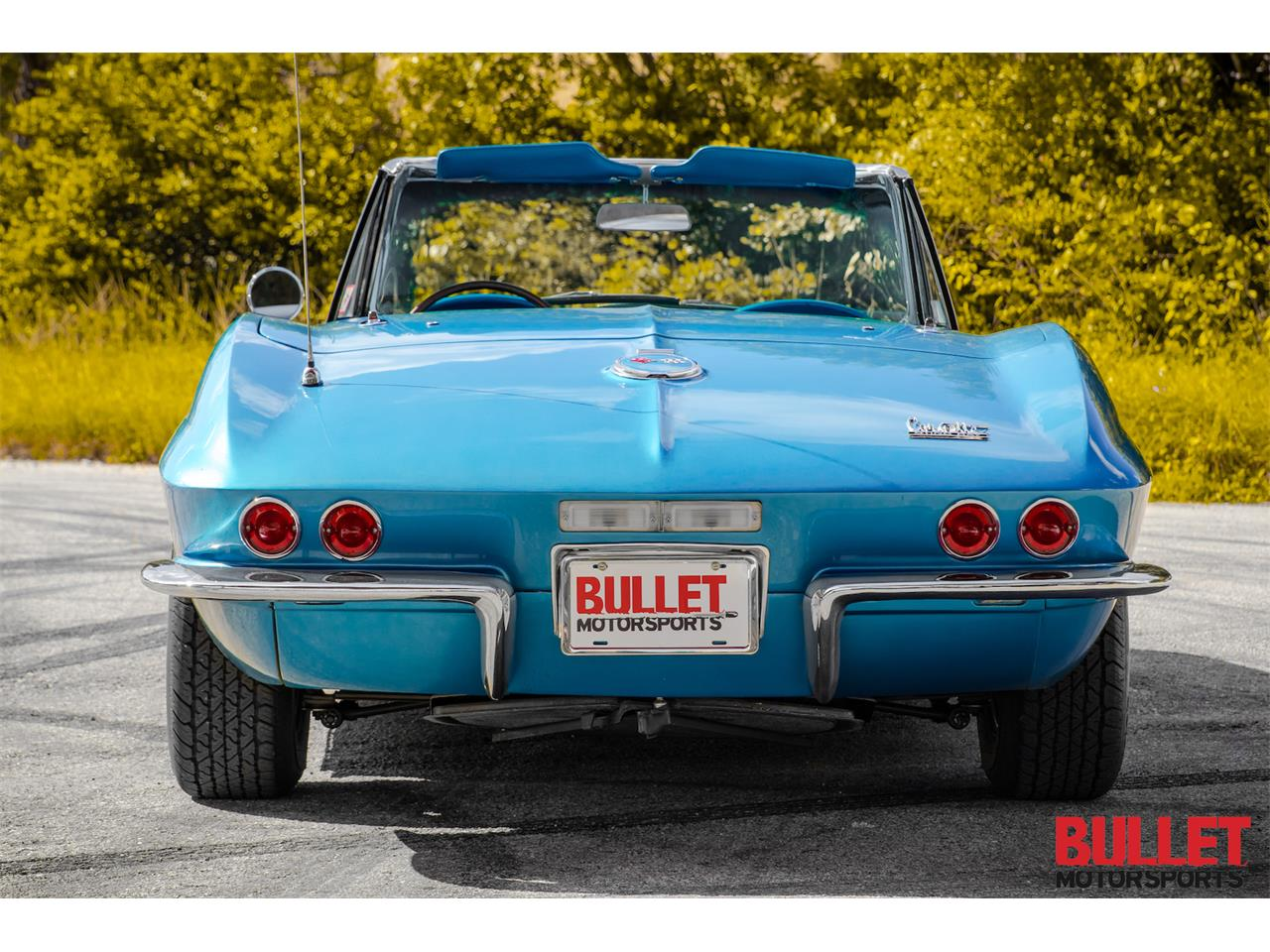 Large Picture of '67 Corvette - OM36