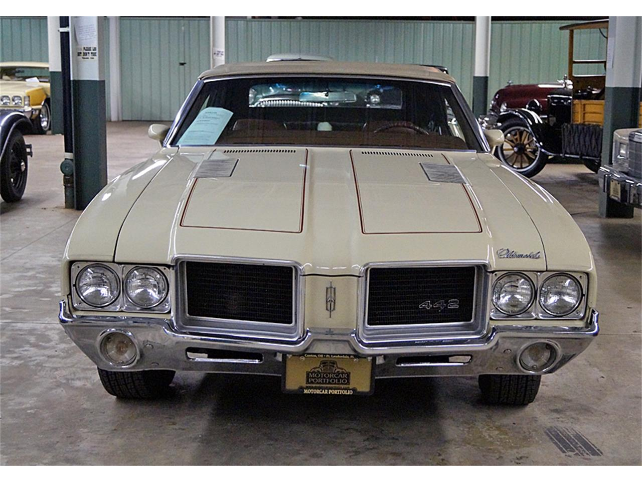 Large Picture of Classic 1971 Oldsmobile 442 - OM39