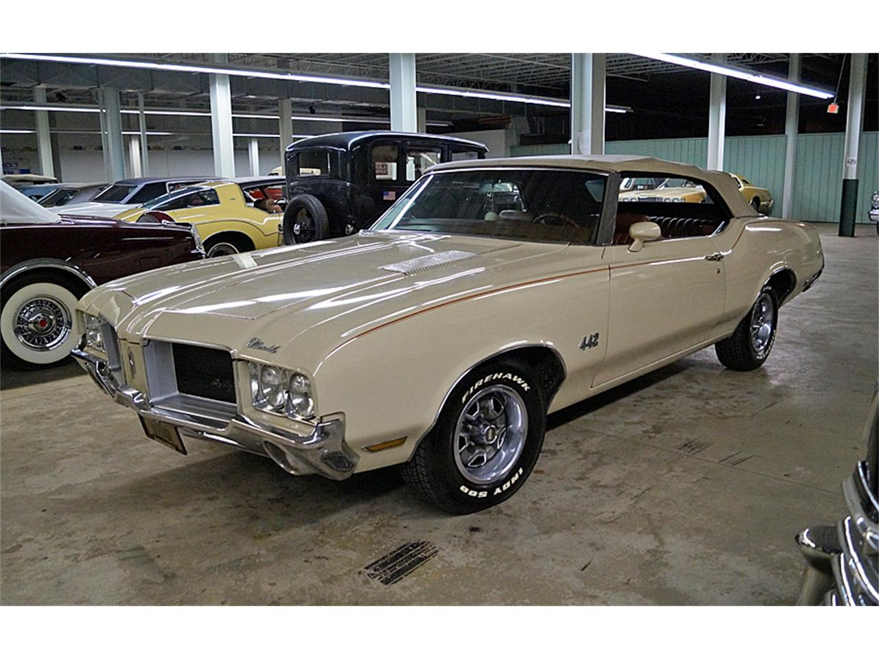 Large Picture of '71 Oldsmobile 442 - $29,995.00 Offered by Motorcar Portfolio - OM39