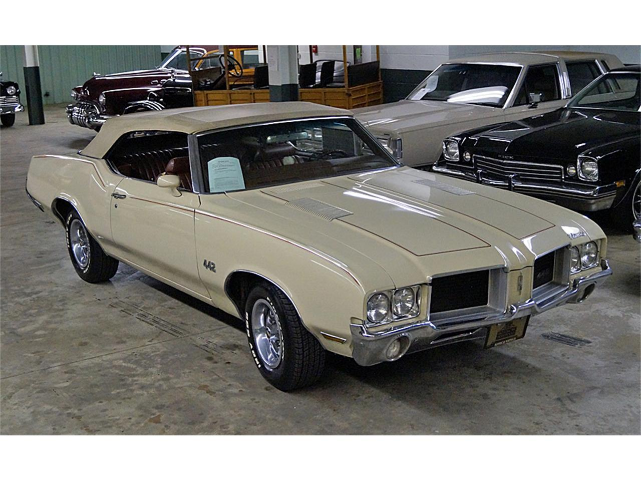 Large Picture of '71 Oldsmobile 442 - $29,995.00 - OM39