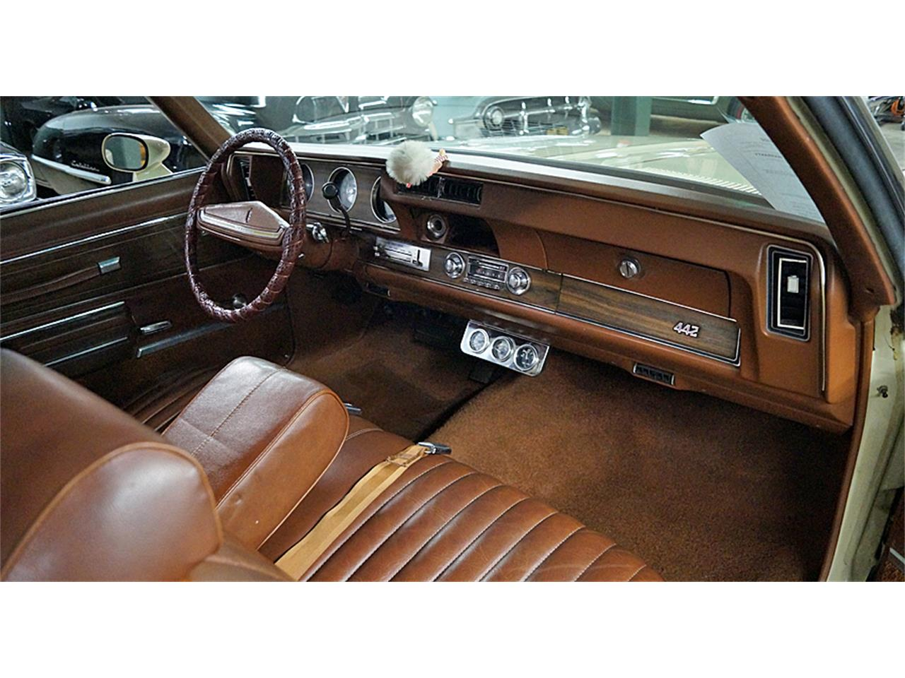 Large Picture of Classic 1971 Oldsmobile 442 located in Canton Ohio - $29,995.00 Offered by Motorcar Portfolio - OM39