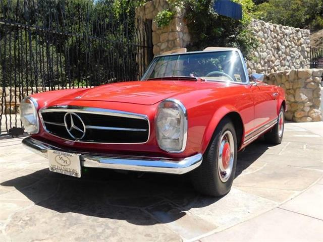 Picture of '67 SL-Class - OM3O