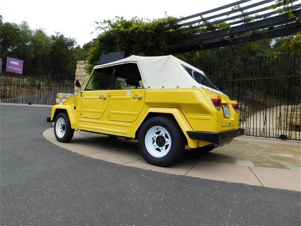 Volkswagen Thing For Sale >> For Sale 1974 Volkswagen Thing In Santa Barbara California