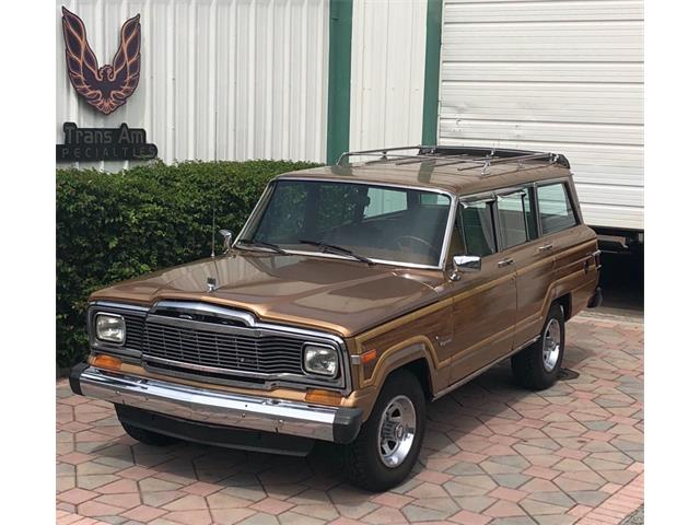 Picture of '82 Wagoneer - OM40