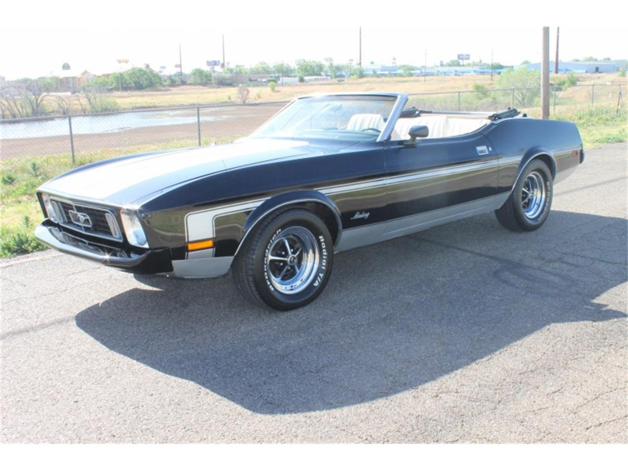 Large Picture of Classic 1973 Mustang located in Peoria Arizona Offered by Silver Auctions - OM43
