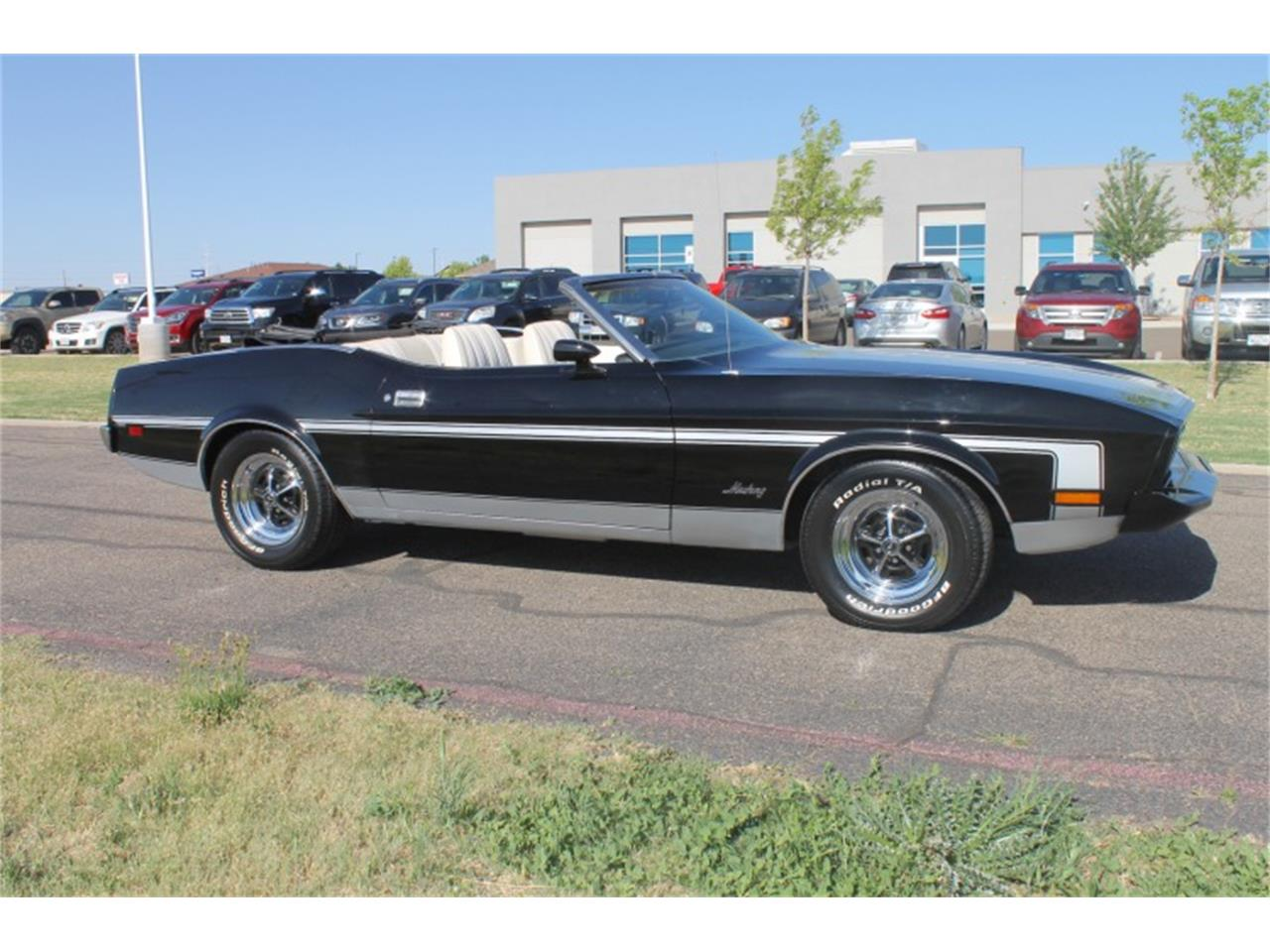 Large Picture of Classic '73 Mustang located in Peoria Arizona Auction Vehicle Offered by Silver Auctions - OM43