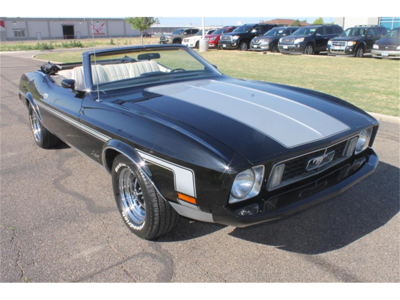 Large Picture of 1973 Ford Mustang Auction Vehicle - OM43