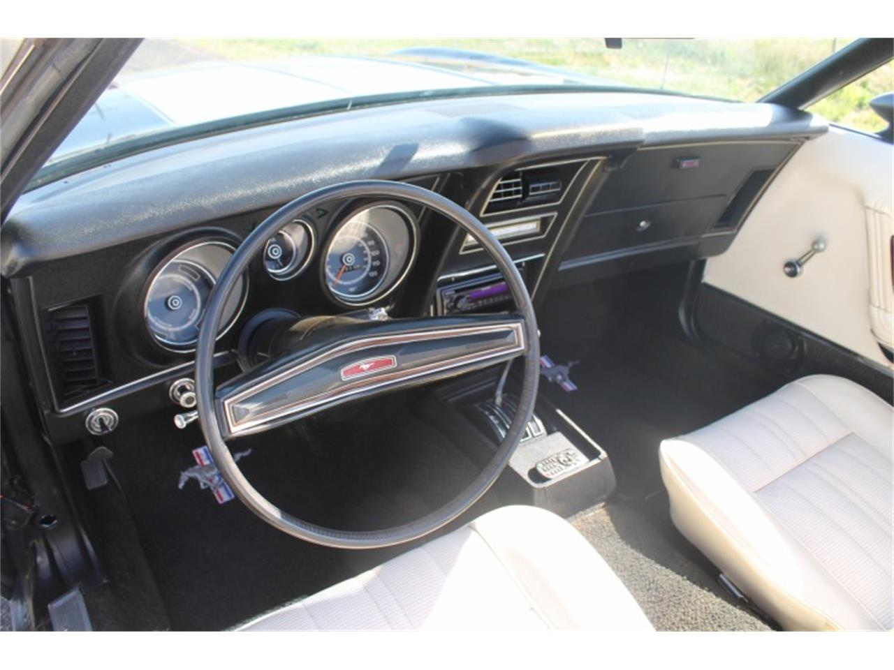 Large Picture of Classic '73 Ford Mustang located in Arizona Auction Vehicle Offered by Silver Auctions - OM43