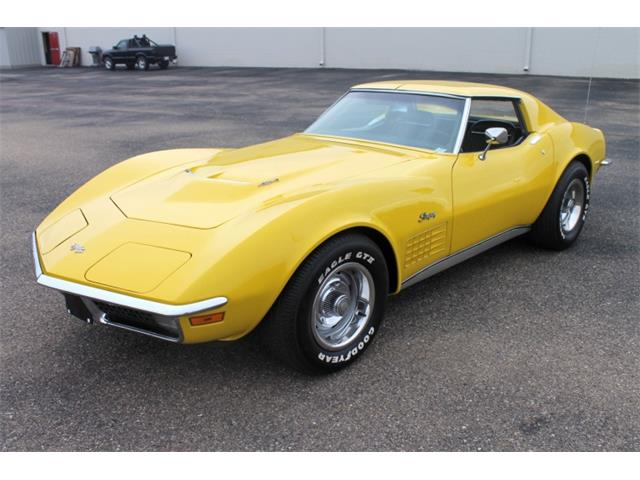CC-1148418 1971 Chevrolet Corvette