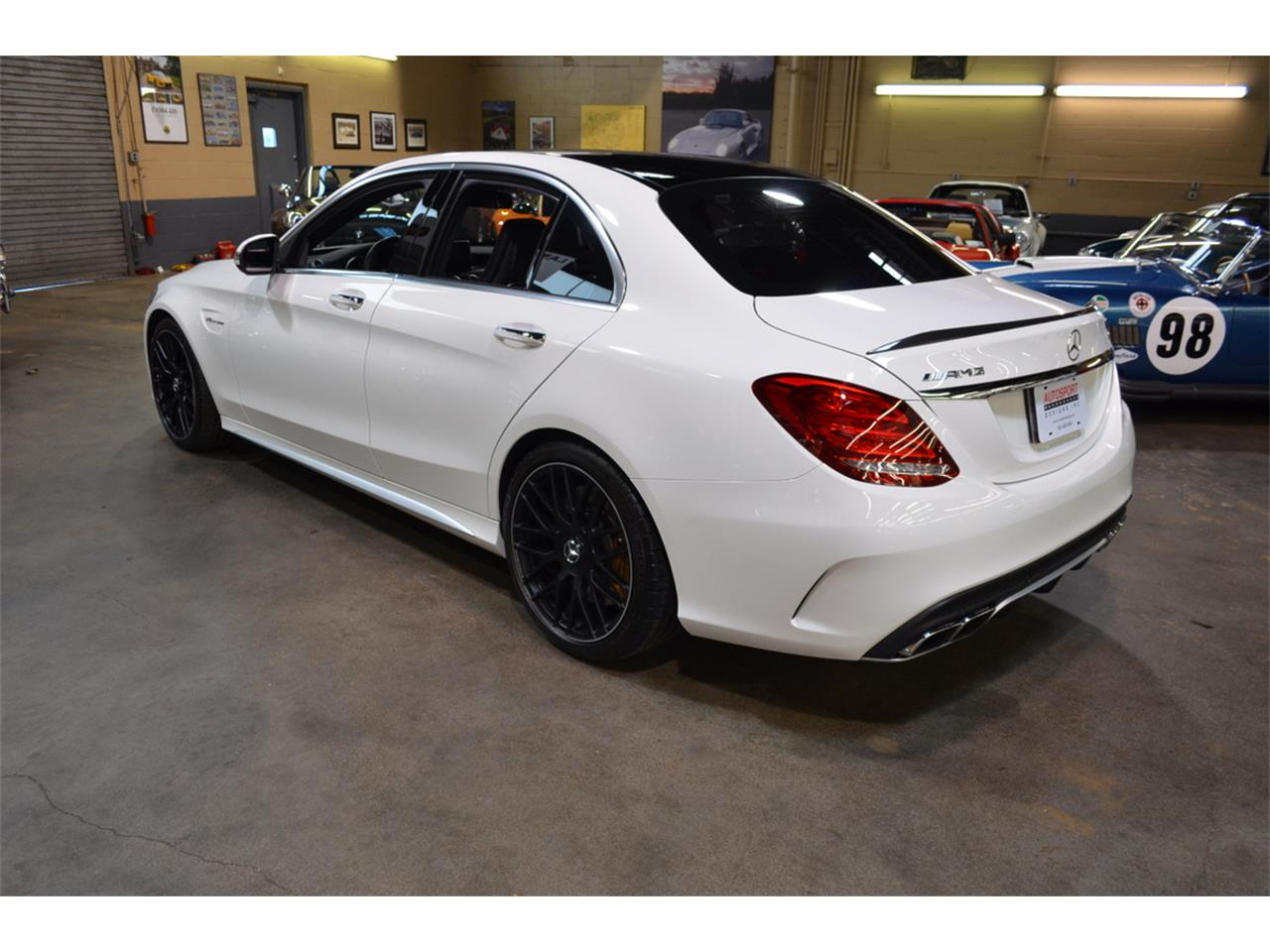 2016 Mercedes-Benz C63 AMG for Sale | ClassicCars.com