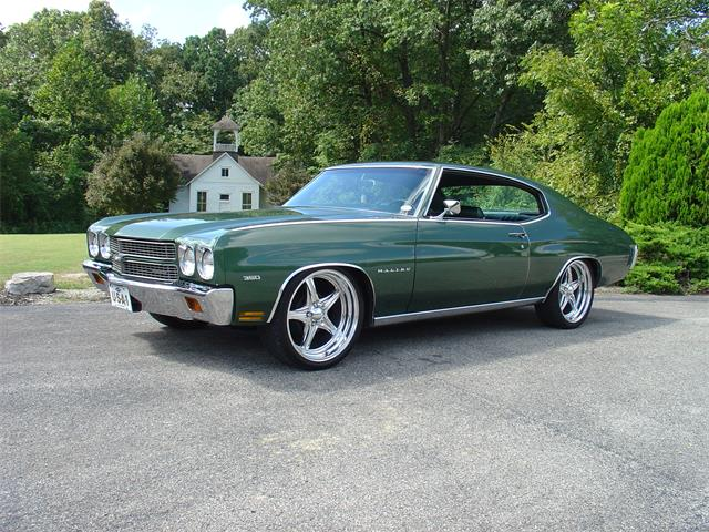 Picture of Classic 1970 Chevelle Malibu Offered by  - OM4Z