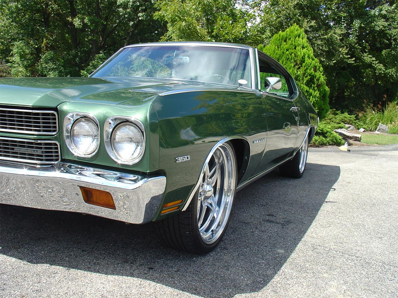 Large Picture of '70 Chevelle Malibu - OM4Z