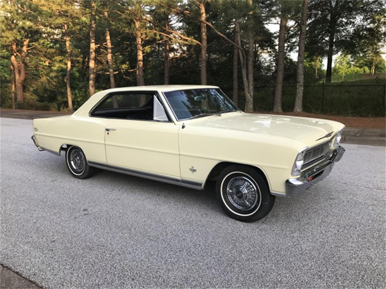 Large Picture of '66 Chevy II Nova SS - OM55