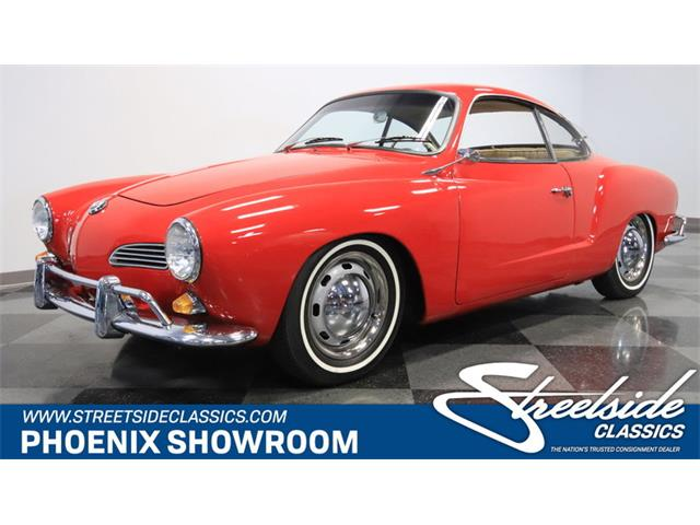 Picture of '64 Karmann Ghia - OM5F
