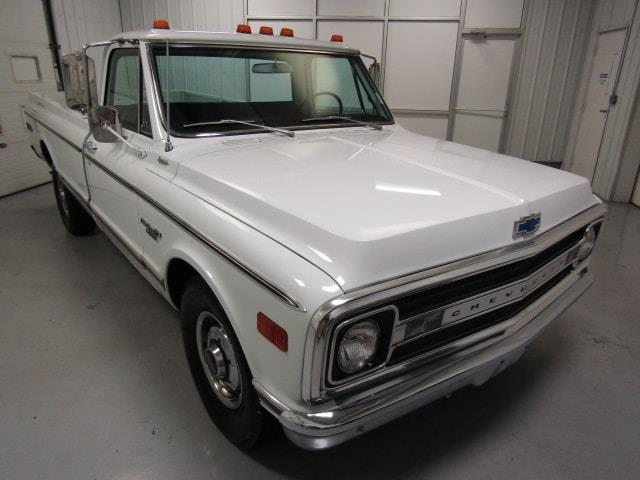 Picture of Classic 1969 Chevrolet Cheyenne located in Virginia - $39,917.00 Offered by  - OM5T