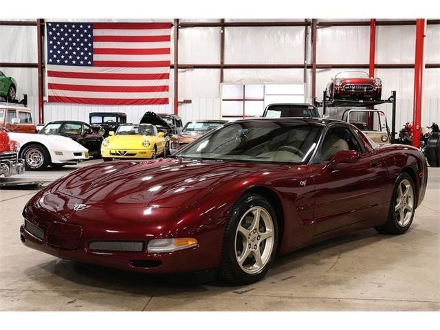 Picture of '03 Corvette - OM5U