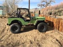 1942 Willys Jeep For Sale Classiccars Com Cc 1148522