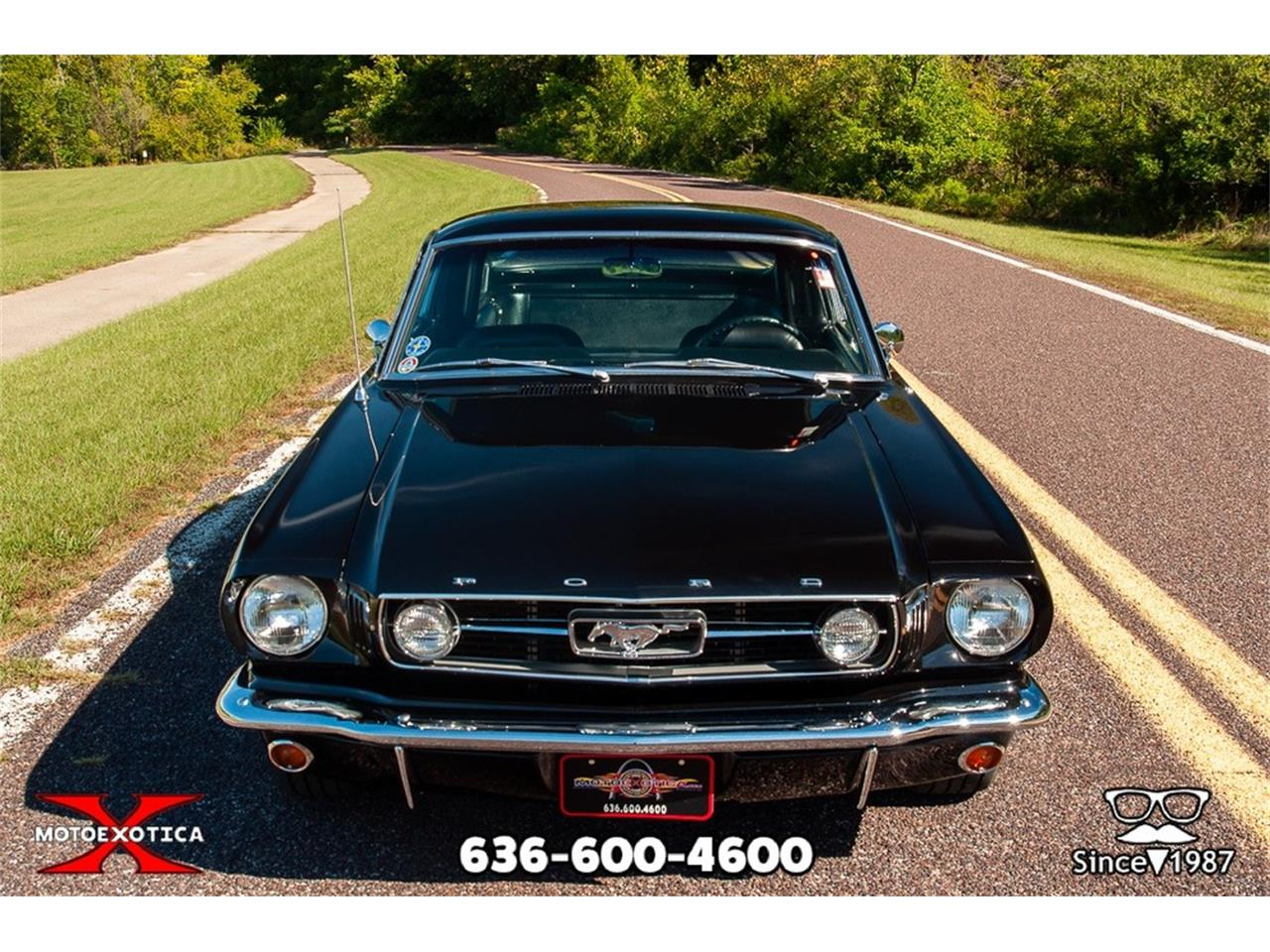 Large Picture of '66 Mustang - OM89
