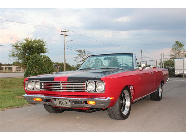 Picture of '69 Road Runner - OM8O
