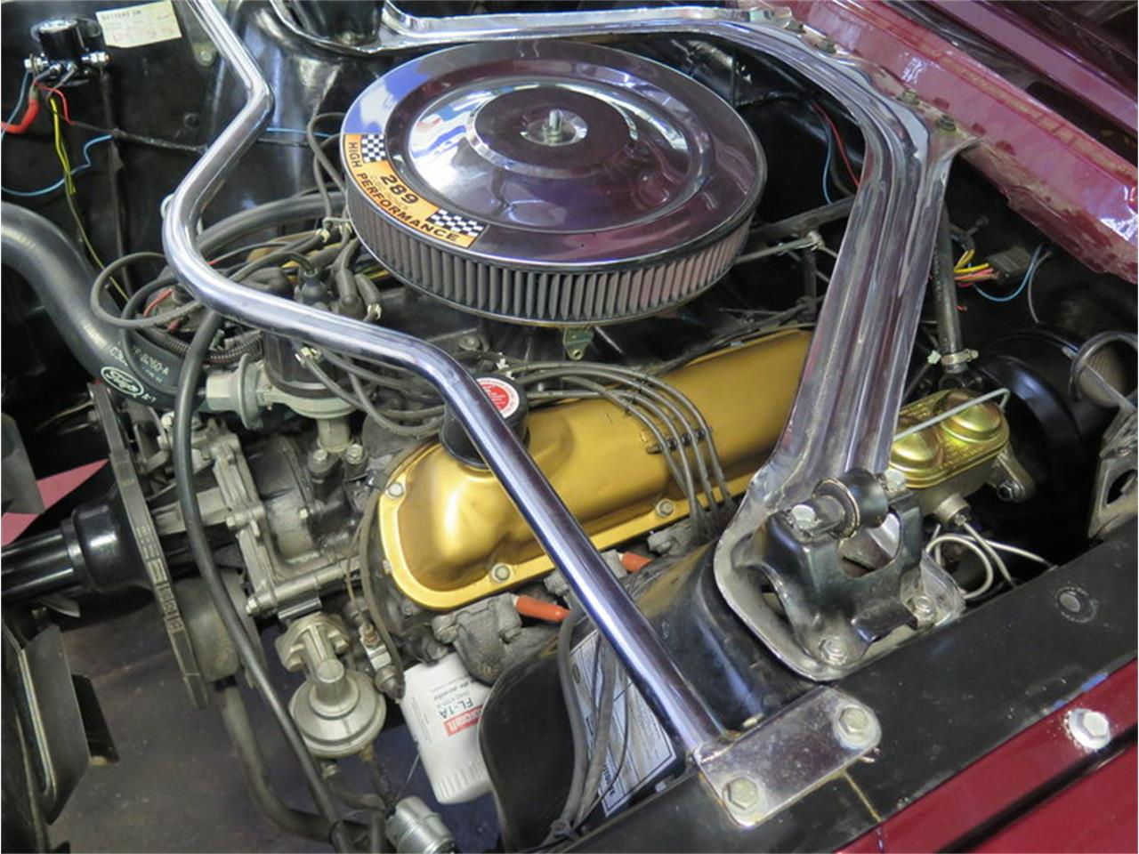 Large Picture of '65 Mustang - OM9F