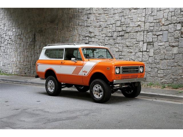 1979 International Scout