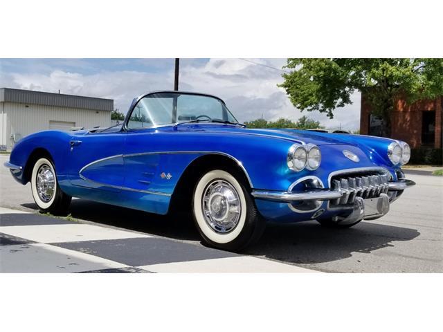 Picture of '60 Corvette - OMAD